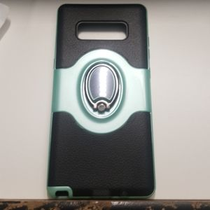 Case for samsung note 8 color green-black new